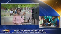 Music spotlight: Cariel Coates