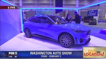 Washington Auto Show prepares to kick off