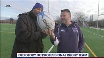 On the pitch with Old Glory, DC's professional rugby team
