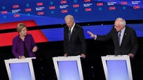 Fox News Poll: Bernie pulls within three percentage points of Biden