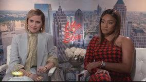 Tiffany Haddish, Rose Byrne in Like A Boss