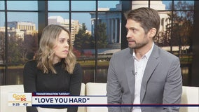 DC couple's story of perseverance after brutal attack on husband changes their lives