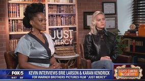 Brie Larson, Karan Kendrick star in Just Mercy
