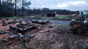 Death toll rises to 11 as storms sweep across southern U.S., Midwest