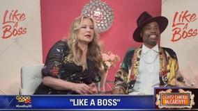 Jennifer Coolidge, Billy Porter star in Like a Boss