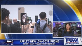 FOX Business Beat: Apple Low-Cost Phone