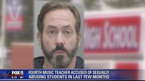 Fourth local music teacher in last few months arrested for sex crimes