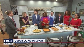 FOX 5 Super Bowl Tailgate
