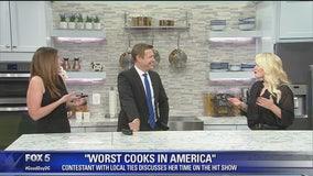 Leslie Rivera-Silva talks Worst Cooks in America