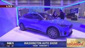 Washington Auto Show prepares to kick off