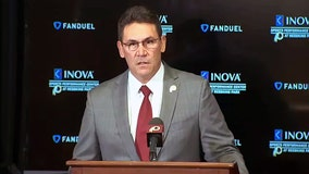 Ron Rivera introduced as new head coach of Washington Redskins