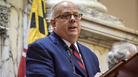 Maryland Gov. Larry Hogan joins FOX 5 to discuss his coronavirus response