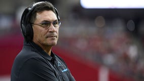 Washington Redskins officially announce Ron Rivera as team's new head coach