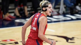 MVP Elena Delle Donne signs 4-year deal with WNBA champion Mystics