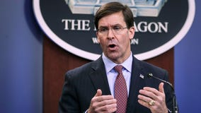 Pentagon chief says he's seen no hard evidence embassies under threat
