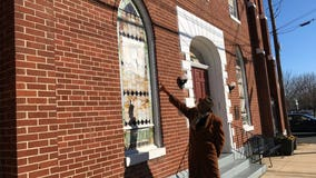Vandals strike two historic African American churches in Northern Virginia