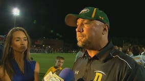 Damascus High School head football coach resigns