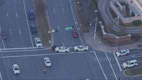Pedestrian struck at the entrance to Shady Grove Hospital, Montgomery Police say
