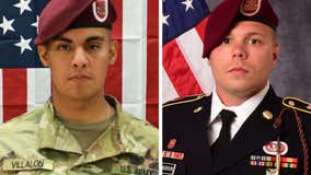 US soldiers killed in Afghanistan roadside bomb blast from Virginia, Illinois