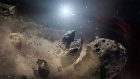 Bus-size asteroid will buzz Earth at 18,400 mph on Jan. 2