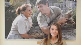 Steve Irwin's daughter, family treat more than 90,000 animals hurt in Australia wildfires