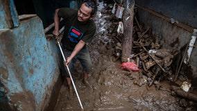 At least 60 dead after landslides, flash floods in Indonesia's capital