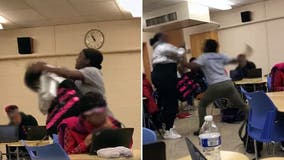 Charges dropped against Largo teacher caught on camera in brawl with student: Teachers' Union Reacts