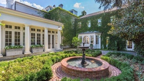 Ted Kennedy's former Georgetown mansion sells for $12M (PHOTOS)