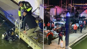 Man rescued from water at Wharf in DC dies hours later