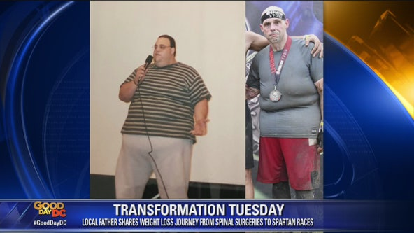 Transformation Tuesday: Henry Sancho's incredible weight loss journey