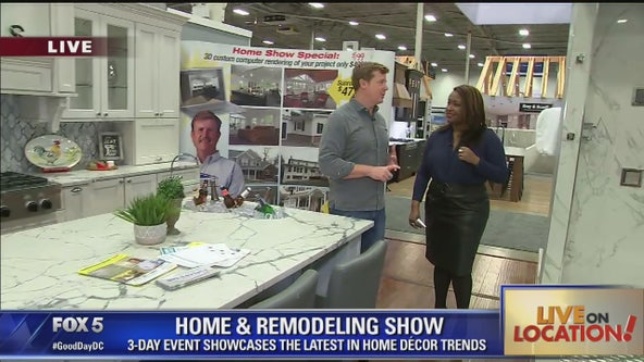 Home and Remodeling Show hits the Dulles Expo Center