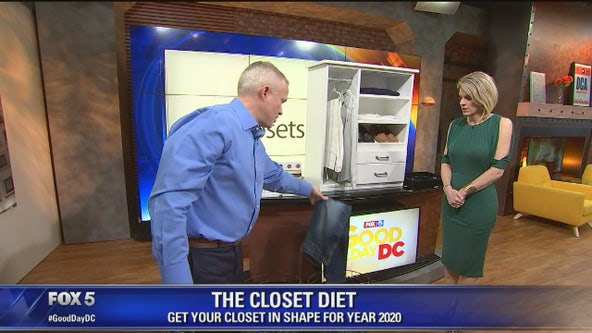 Get your closet in shape for 2020