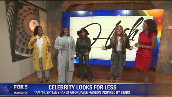 "Celebrity looks for less with Tam ""Hush"" Lee"
