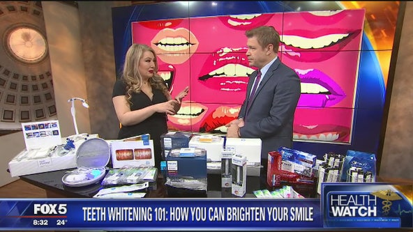 Teeth Whitening 101: How you can brighten your smile