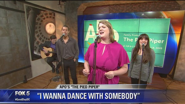 "APO's ""The Pied Piper"" performs LIVE in the Loft"