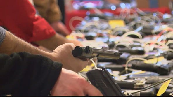Virginia gun dealers see spike in sales