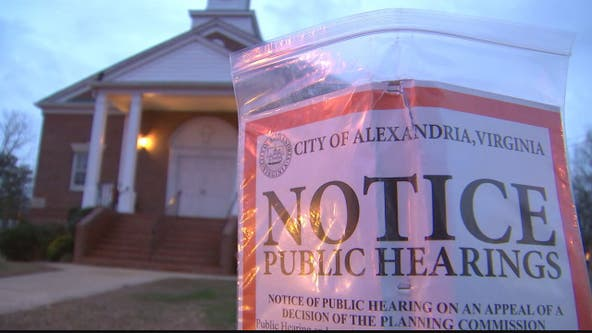Alexandria residents fight church expansion on West Braddock Road