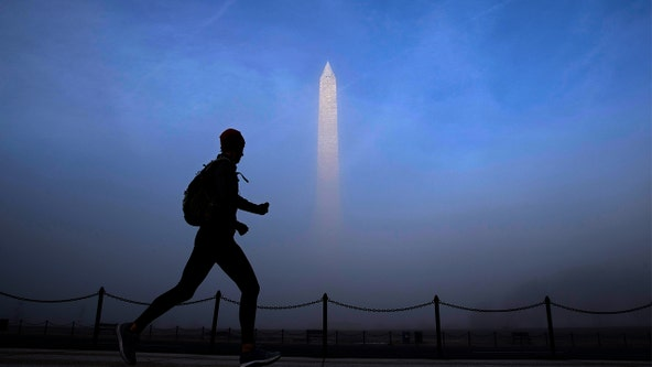 DC among America's least lazy areas