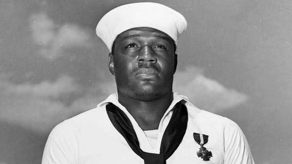 U.S. Navy to name aircraft carrier for Pearl Harbor hero Doris Miller