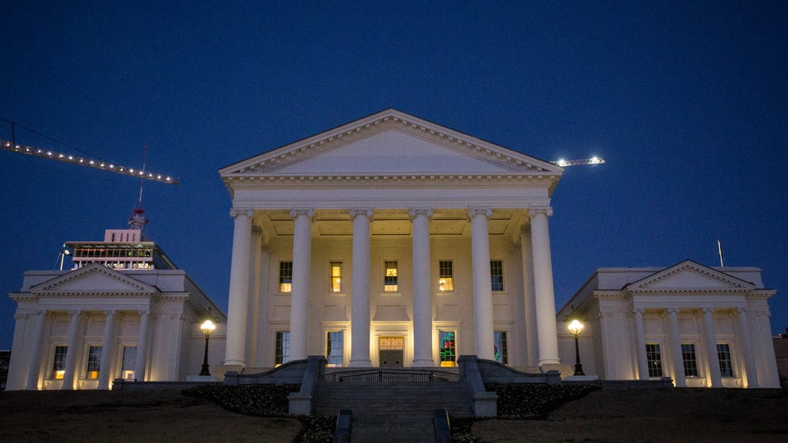 Virginia Senate passes 'red flag' gun law over fierce opposition