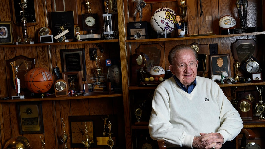 Legendary DeMatha High School basketball coach Morgan Wootten receiving hospice care
