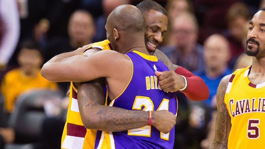 LeBron James breaks silence on Kobe Bryant's death: 'I'm heartbroken and devastated my brother!'