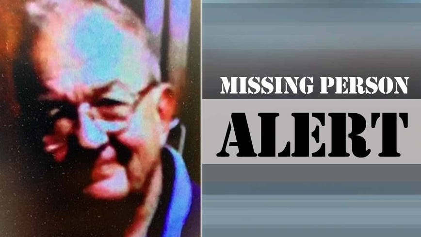 Fairfax County authorities search for missing and endangered elderly man last seen Sunday in Oakton
