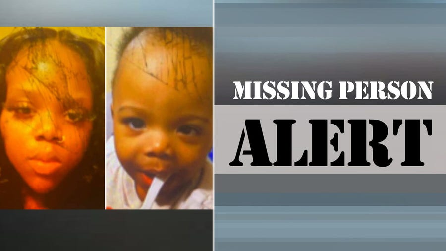 Search for mother, 9-month-old son missing from Baltimore