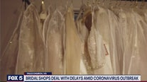 Bridal shops deal with delays amid coronavirus outbreak
