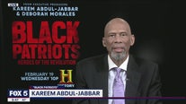 Kareem Abdul-Jabbar discusses new documentary Black Patriots: Heroes of the Revolution