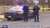 Man dead after shooting in Takoma Park, police say
