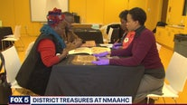 District treasures at NMAAHC
