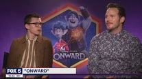 Chris Pratt and Tom Holland star in Onward