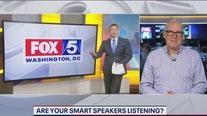 Are my smart speakers listening?